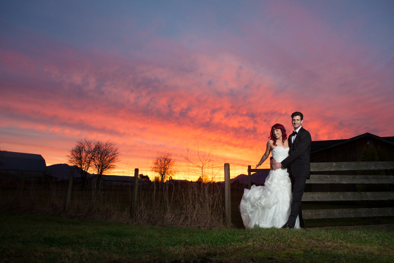 best sunset wedding photos photographer lit-1