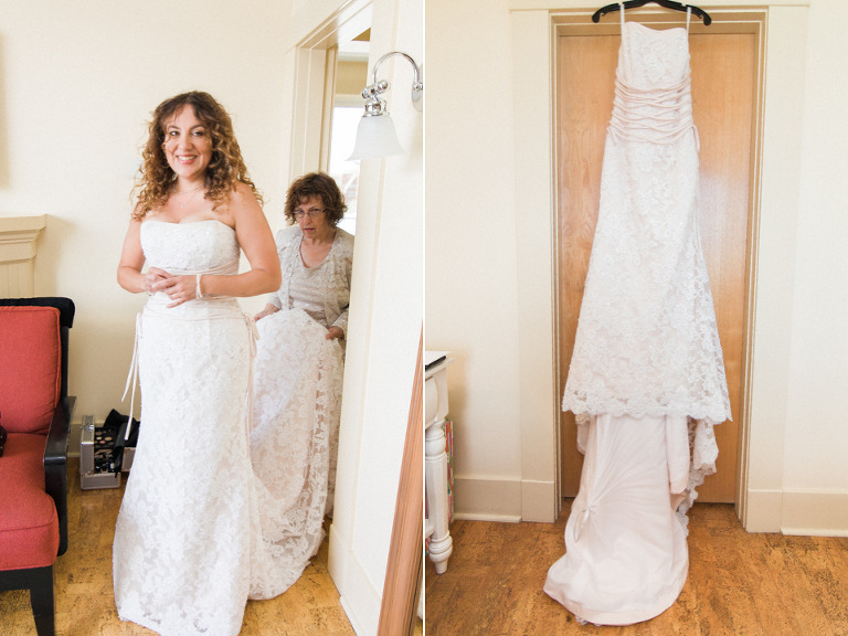Zurc for Impressions Wedding Dress
