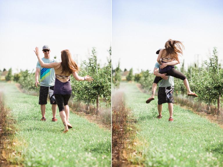 oliver engagement photographers