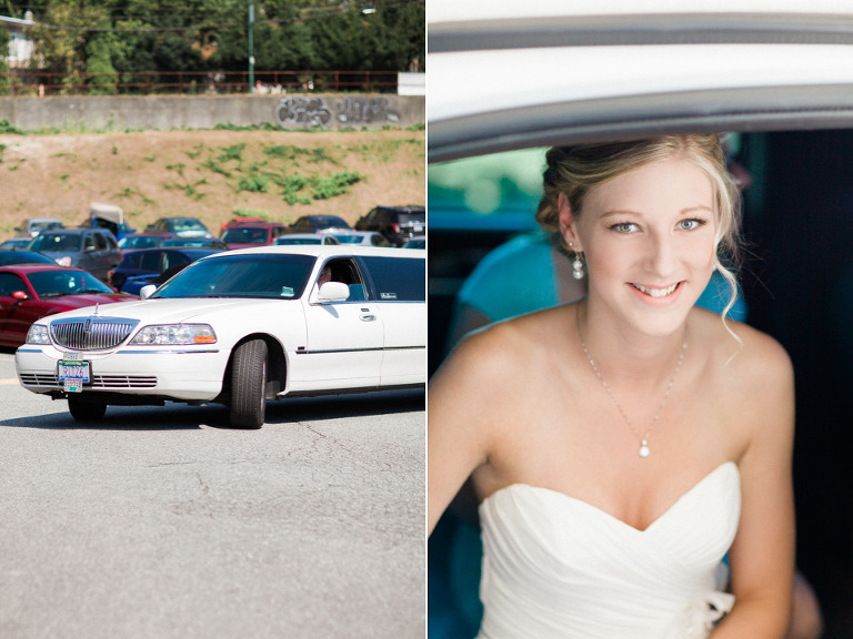 penticton limo wedding service