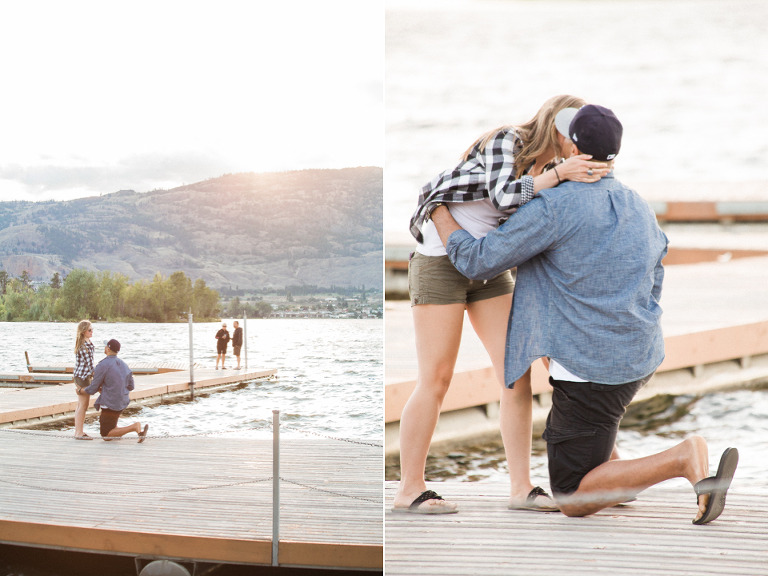 kelowna engagement proposal