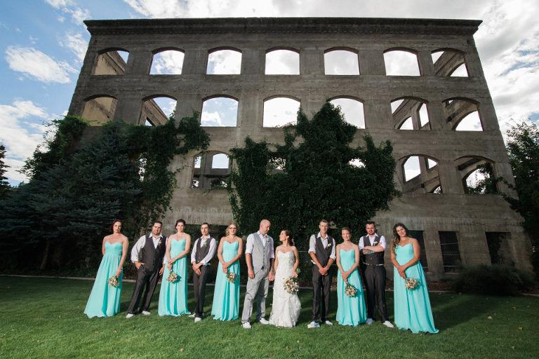 Affordable kelowna wedding