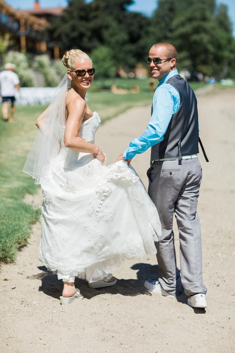 kelowna non posed style wedding photographer