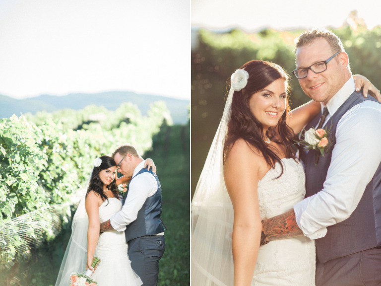 La stella winery wedding