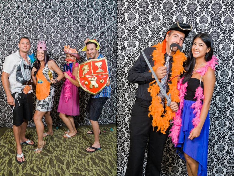 okanagan photobooth wedding