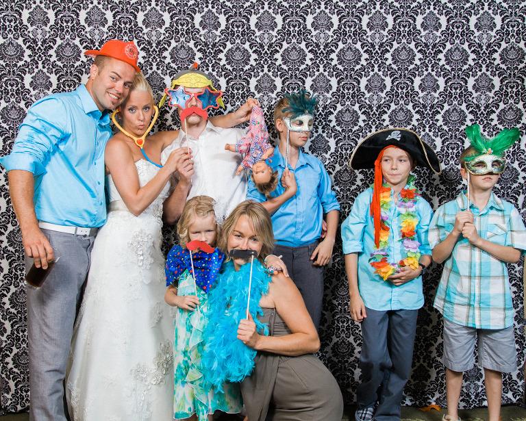 summerland photo booth wedding rental