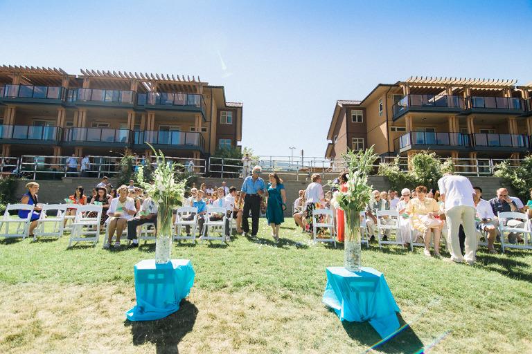 watermark resort beachfront wedding villas